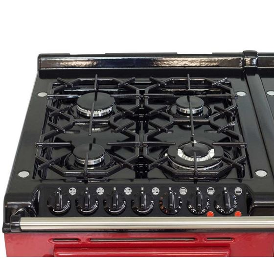 AGA Dual Fuel Module, Natural Gas Cooktop PEARL-2
